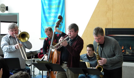 Feb 3rd 2010 concert in e-Library