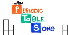 newperiodictablesong