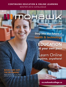 Mohawk+College+Continuing+Education+Catalogue+Cover+Winter+2014[1]