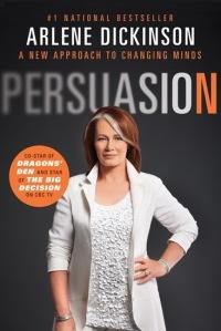 Arlene Dickinson_book
